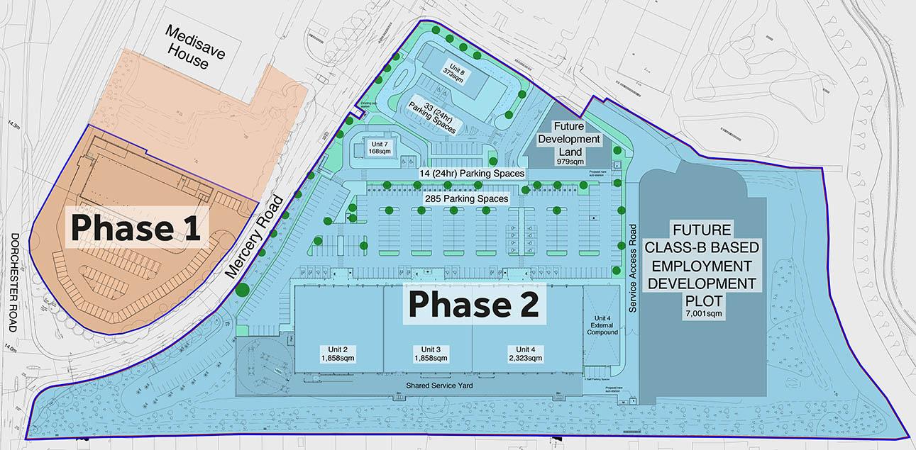 WG Proposed Site Plan (Feb20) PUBLIC